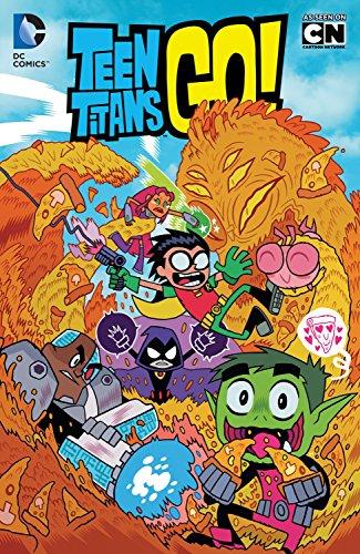 Teen Titans Go! Vol. 1: Party, Party!
