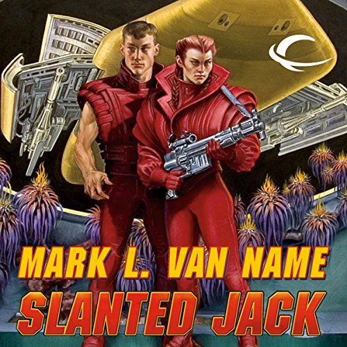 Slanted Jack audiobook cover art