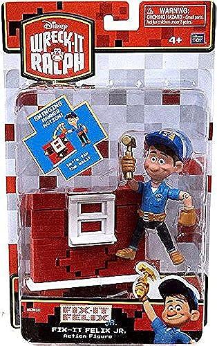 Wreck-It Ralph Action Figure [Fix-It Felix Jr]