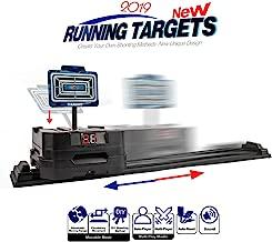 Little Valentine Running Target Movable Target Adjustable DIY Shooting Electric Scoring Auto Reset Digital Targets for Nerf Guns(2019 New Version)