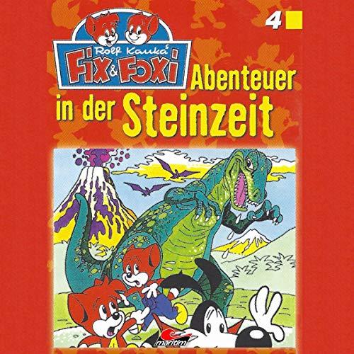 『Abenteuer in der Steinzeit』のカバーアート