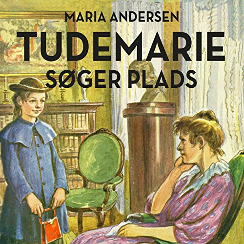 Tudemarie søger plads cover art