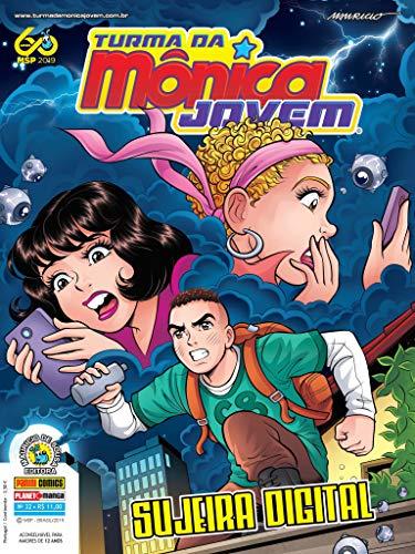 Turma da Mônica Jovem Edição 32 (Série 2). Sujeira Digital