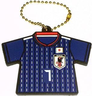 ユニフォーム型 ラバーキーチェーン サッカー日本代表ver. ロシアW杯メンバー 背番号7 柴崎岳 ガチャガチャ ガチャポン ガシャポン