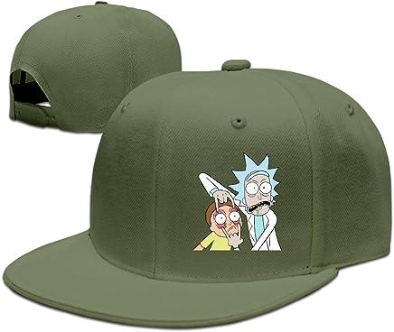 Beetful Rick e Morty Plain regolabile snapback Caps