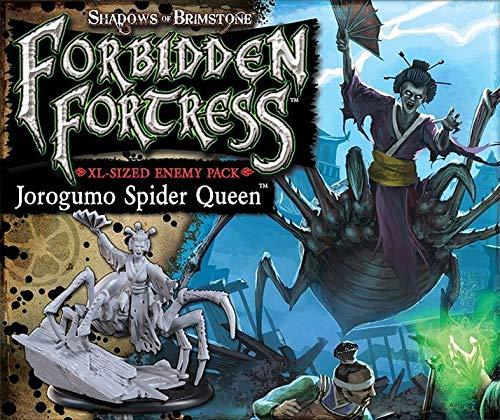 Flying Frog Shadows of Brimstone: Jorogumo Spider Queen XL - English