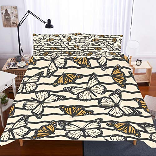 unique butterfly bedding