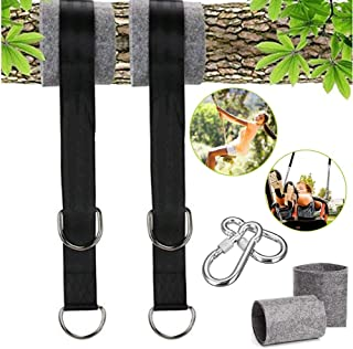 YOLEZI Tree Swing Suspension kit,Suitable for Various Tree Swings and hammocks to Help You Quickly and Easily Installation...