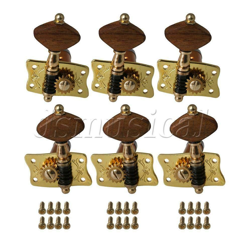 Guitar Parts 3L3R Acoustic Tuning Mach Tuners Beauty products Knobs Max 47% OFF Pegs
