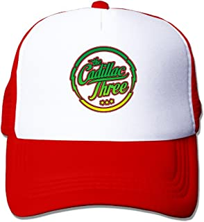 the cadillac three hat