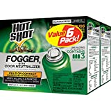 2. Hot Shot Fogger6 With Odor Neutralizer, 3/2-Ounce, 2-Pack