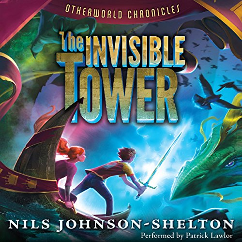 Otherworld Chronicles audiobook cover art