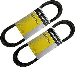 Ski-doo Snowmobile Drive Belt # 417300383 - 2 Pack