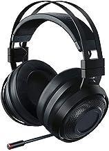 GBHN Versión Final: Auriculares inalámbricos para Juegos (Auriculares Bluetooth para Juegos con THX Spatial Audio 360 Degree, Negro para PC, PS4, Xbox One y Switch)