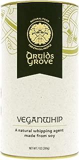 Druids Grove VeganWhip ☮ Vegan ❤ Gluten-Free ✡ OU Kosher Certified -7 oz.