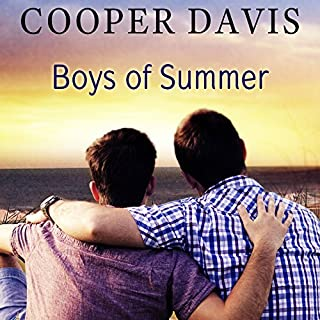Boys of Summer audiobook cover art