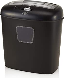 Swingline GBC Paper Shredder, 10 Sheet Capacity, Super Cross-Cut, 1 User, Personal, EX10-05 (1757393)