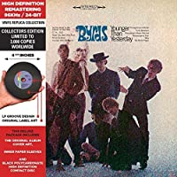 Younger Than Yesterday - Cardboard Sleeve - High-Definition CD Deluxe Vinyl Replica by The Byrds (2014-09-02)