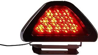 Homyl Lumi/ère de Frein Arri/ère 32LED S/écurit/é Feux Stop 12V Lamp Brouillard
