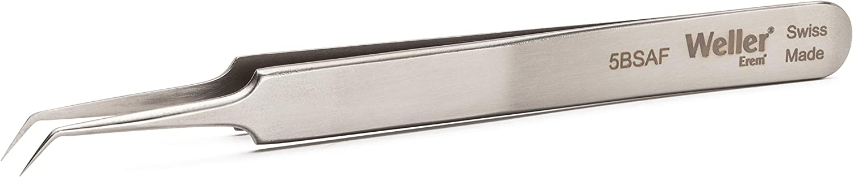 Weller Erem 5BSAF Precision Long-awaited curved relieved Max 57% OFF 30° tweezers
