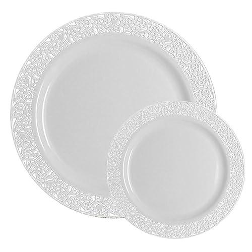 Bulk Party Plates: Amazon com
