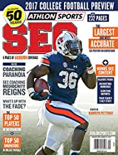 Athlon Sports 2017 College Football SEC Preview Magazine - Auburn Tigers