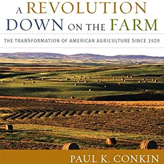 A Revolution Down on the Farm cover art