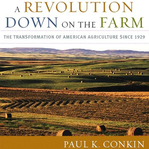 A Revolution Down on the Farm audiobook cover art