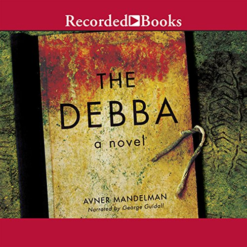 The Debba audiobook cover art