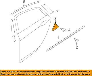 Genuine Hyundai 82860-2M000 Drip Rail Molding Assembly