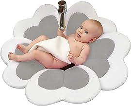 VERNASSA – Baby Bath Flower Baby Bath(Gray)