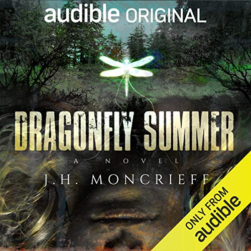 Dragonfly Summer audiobook cover art