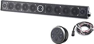 PowerBass XL-1000 Marine Amplified Power Sports Bluetooth Soundbar with Remote