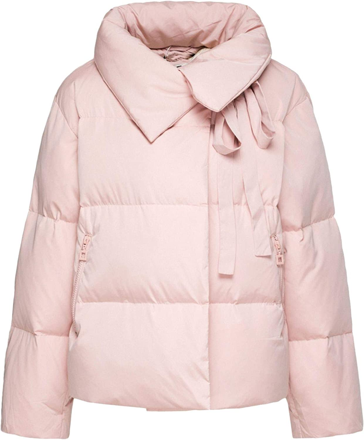 The small cat Winter Jacket Women Plus Size L Womens Parkas Thicken Outerwear Solid Coats