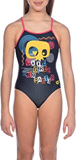 arena Girls Sports Swimsuit Cool