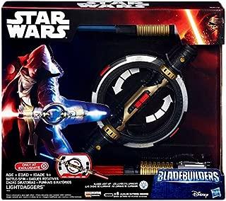 Star Wars Electronic Bladebuilders Battle-Spin Lightsaber Light Daggers