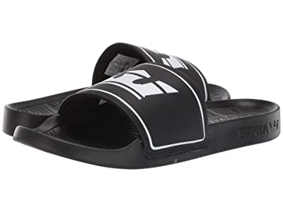 Supra Lockup (Black) Men