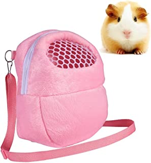 Yosoo Portable African Hedgehog Hamster Breathable Pet Dog Carrier Bags Handbags Puppy Cat Travel Backpack