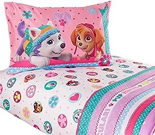 Nickelodeon Paw Patrol Girl Twin Sheet Set