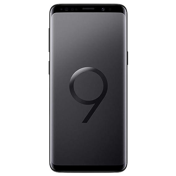 Samsung Galaxy S9 (Midnight Black) 256 GB