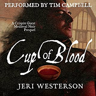 Cup of Blood audiobook cover art