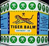 (Mid Size) Tiger Balm (White) Ointment - HR Pain Relief 19.4g.