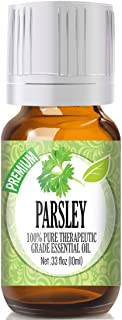 Parsley Essential Oil - 100% Pure Therapeutic Grade Parsley Oil - 10ml