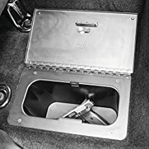 Tuffy 311-01 Seat Storage Compartment Security Lid