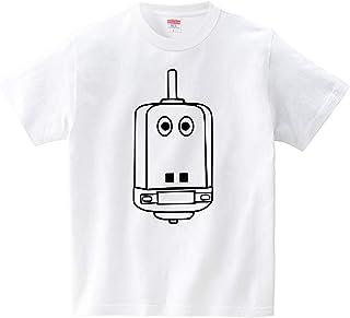 DCモーター(Tシャツ?ホワイト) (犬田猫三郎)
