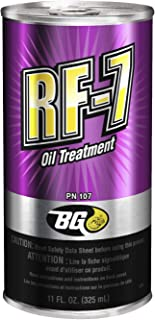BG RF7 #107 Engine Oil Treatment - 11oz can