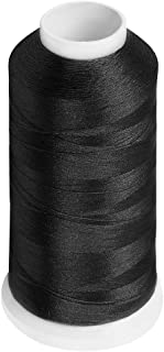Desirable Life Bonded Nylon N66 Sewing Thread 700 Yards Size #138 T135 420D/3 for Leather Denim Hand Machine Craft Shoe Ba...