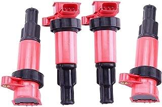 4 Pcs Ignition Coil Pack For Nissan Silvia S13/s14 Sr20 Det 180sx 200sx 240sx 22448-50F01, 2244850F01
