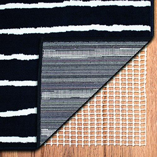sinnlein® Antirutschmatte Teppichunterlage | Teppichstopper | Teppichunterleger zuschneidbar, rutschfest und für Fußbodenheizung geeignet (80 x 200 cm)