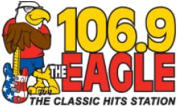 106.9 the eagle app
